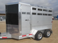 Showmaster Full Height Small Livestock Trailers - BPSM 36