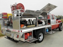 Fire and Brush Body Truck Bodies - GB 71A