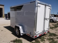 Bumper Pull Enclosed Cargo Trailers - BPDF 50A