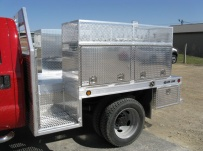 Fire and Brush Body Truck Bodies - GB 23D