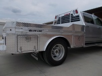 Popular Models Aluminum Truck Beds - PTB 264B