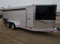 Showmaster Full Height Small Livestock Trailers - BPSM 31A