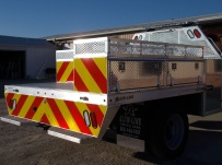 Fire and Brush Body Truck Bodies - GB 82B