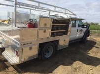 Contractor Component Truck Bodies - CP 140