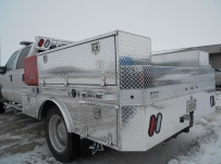 Contractor Component Truck Bodies - CP 132B