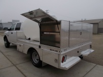 Specialized Aluminum Truck Beds - STB 265