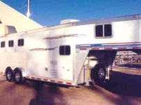 Gooseneck Horse Trailers - GNEH 10