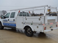 Contractor Component Truck Bodies - CP 139A