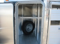 Showmaster Low Profile Small Livestock Trailers - BPLP4V 25C