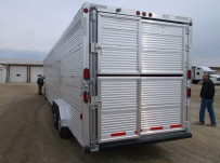 Commercial Double Deck Livestock Trailers - GNDD 48B