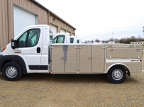Contractor Component Truck Bodies - CP 114A
