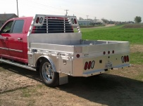 Popular Models Aluminum Truck Beds - PTB 212A