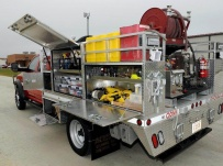 Fire and Brush Body Truck Bodies - GB 71B