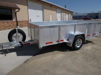 Open Utility Heavy Duty Utility Trailers - BPU 53
