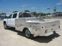 Popular Models Aluminum Truck Beds - PTB 211
