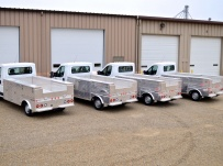 Contractor Component Truck Bodies - CP 114B