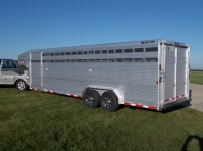 Commercial Gooseneck Livestock Trailers - GNL 94A