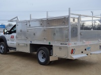Contractor Component Truck Bodies - CP 143B