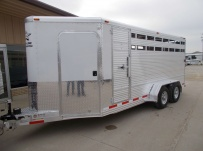 Showmaster Full Height Small Livestock Trailers - BPSM 28