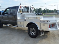 Specialized Aluminum Truck Beds - STB 250B