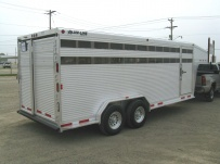 Commercial Gooseneck Livestock Trailers - GNL 66A