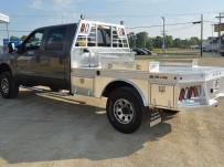 Specialized Aluminum Truck Beds - STB 250A