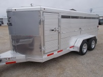 Showmaster Low Profile Small Livestock Trailers - BPLPSM 44B