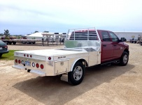 Specialized Aluminum Truck Beds - STB 210