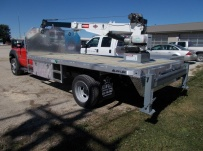 Specialized Aluminum Truck Beds - STB 268