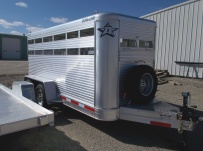 Dual Line Small Livestock Trailers - DL 24