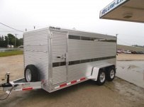 Dual Line Small Livestock Trailers - DL 22