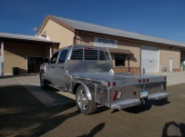 Popular Models Aluminum Truck Beds - PTB 245