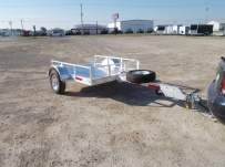 Open Utility Heavy Duty Utility Trailers - BPUC 33
