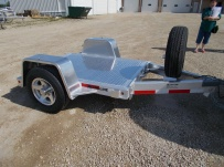 Open Utility Heavy Duty Utility Trailers - BPUC 41