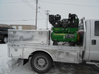 Contractor Component Truck Bodies - CP 132A