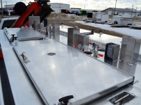 Specialized Aluminum Truck Beds - STB 240B