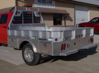 Specialized Aluminum Truck Beds - STB 244A