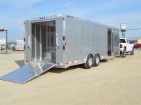 Bumper Pull Enclosed Cargo Trailers - BPDF 83A