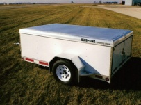 Camping Trailers Toy Haulers - CT 8A