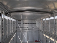 Commercial Double Deck Livestock Trailers - GNDD 46B
