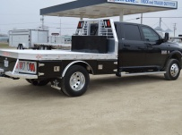 Popular Models Aluminum Truck Beds - PTB 270B