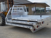Standard Production Models Aluminum Truck Beds - PMTB 3