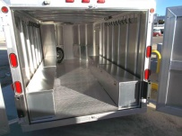 Bumper Pull Enclosed Cargo Trailers - BPDF 79C