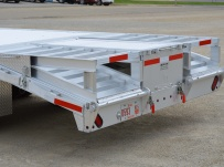Gooseneck Heavy Equipment Flatbed Trailers - GNF 101C