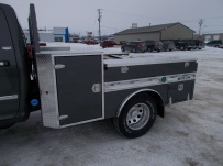 Contractor Component Truck Bodies - CP 120A