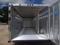 Commercial Gooseneck Livestock Trailers - GNL 102A