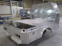 Specialized Aluminum Truck Beds - STB 231