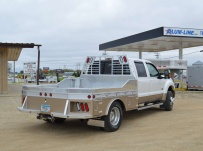 Popular Models Aluminum Truck Beds - PTB 235