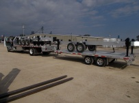 Open Utility Heavy Duty Utility Trailers - BPUC 44