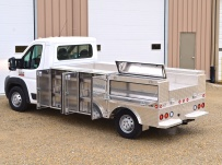 Contractor Component Truck Bodies - CP 114D